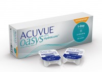 1-Day Acuvue Oasys with HydraLuxe for ASTIGMATISM