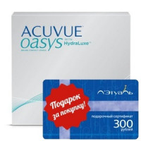 1-Day Acuvue Oasys with HydraLuxe (90)