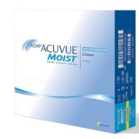 1•DAY ACUVUE MOIST for ASTIGMATISM (90)